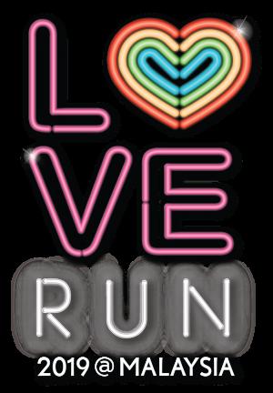 LoveRun 2019 Logo